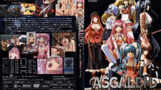 [SEDD-3030] Asgaldh The 3rd Action The Aubade Of Fate - R18